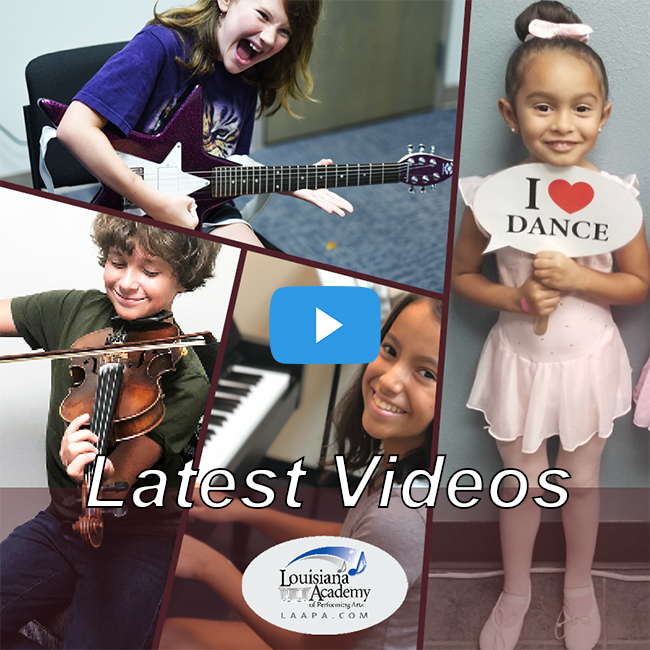 Latest Instruction and Lesson Videos from LAAPA in New Orleans, Covington, and Mandeville, LA