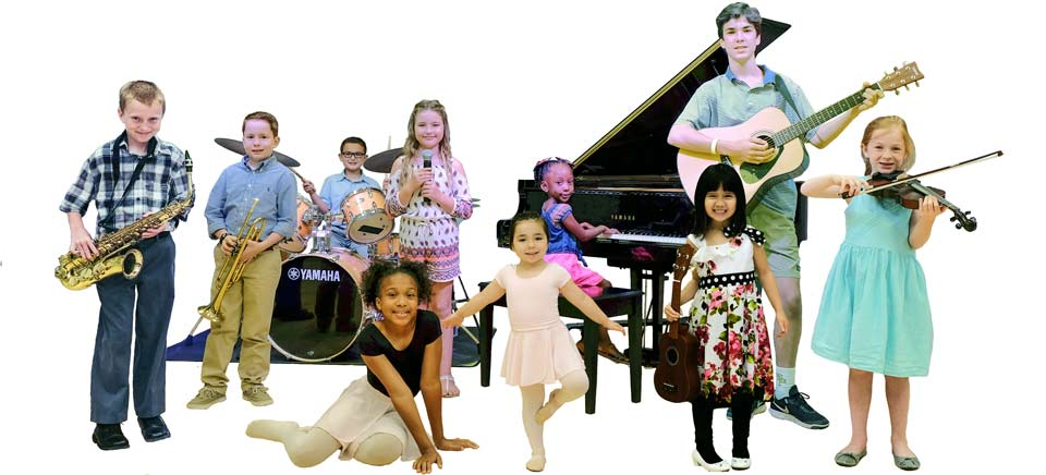 Music Lessons in Mandeville, LA 70471 at LAAPA for Kids, Teens, and Adults