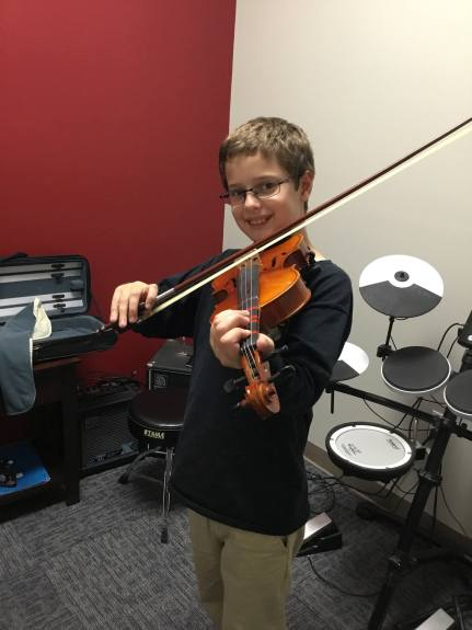 Violin Lessons in Mandeville, LA