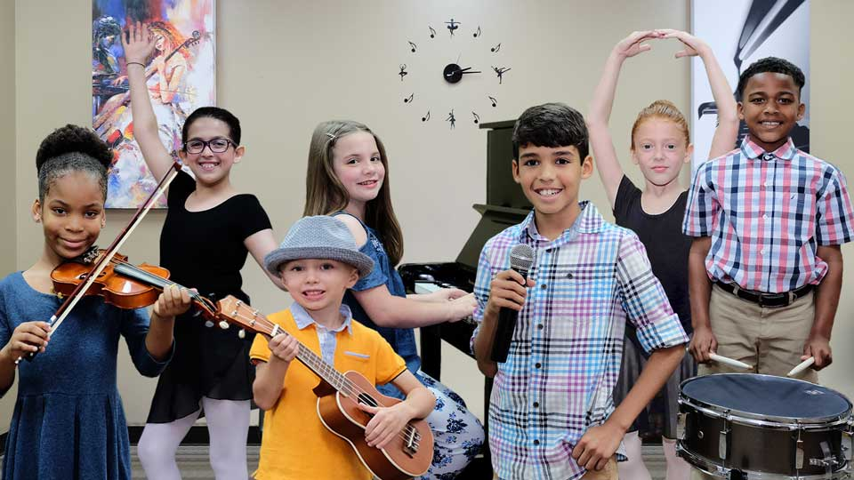 Music Lessons in River Ridge, LA 70123 at LAAPA for Kids, Teens, and Adults