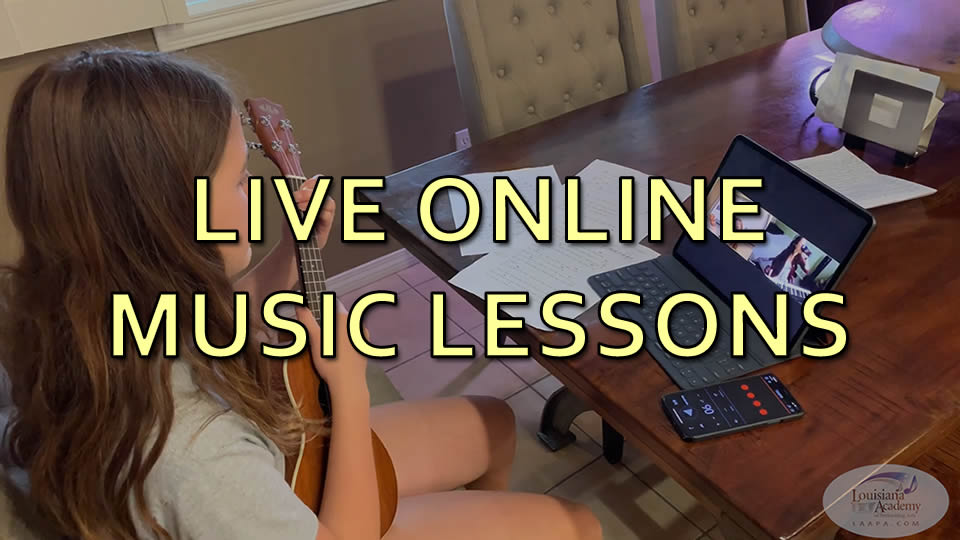 Online Music & Dance School